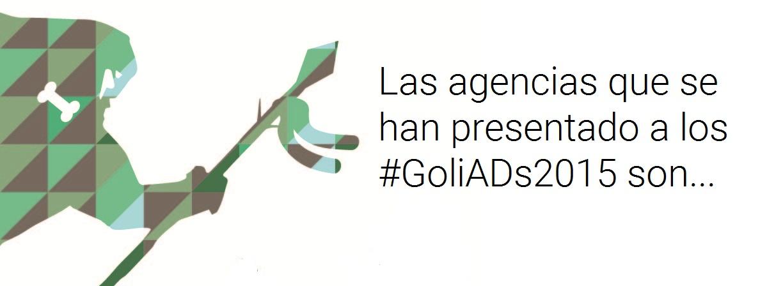 Participando en los #GoliADs2015